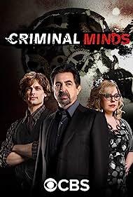 Joe Mantegna, Matthew Gray Gubler, and Kirsten Vangsness in Criminal Minds (2005)