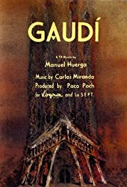 Gaudí Poster