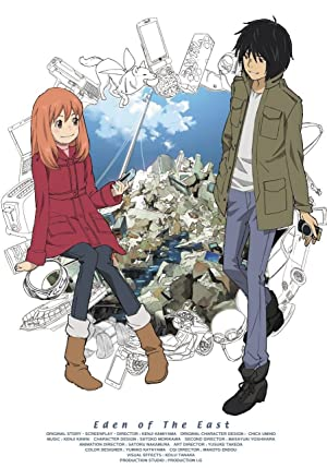 Where to stream Eden of the East