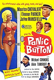 Panic Button (1964) Poster - Movie Forum, Cast, Reviews