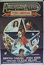 American Fever Poster