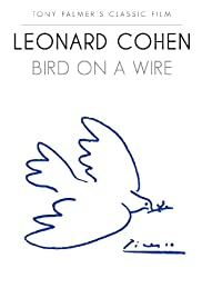 Leonard Cohen: Bird on a Wire Poster