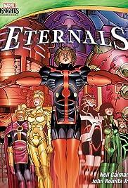 Eternals Poster - TV Show Forum, Cast, Reviews