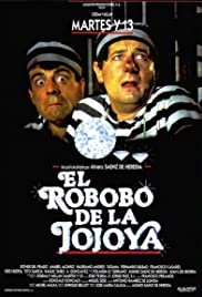 El robobo de la jojoya(1991) Poster - Movie Forum, Cast, Reviews