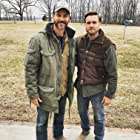 Chris Cleveland and Randy Wayne in Bethlehem Ranch (2018)