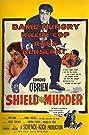 Shield for Murder (1954) Poster