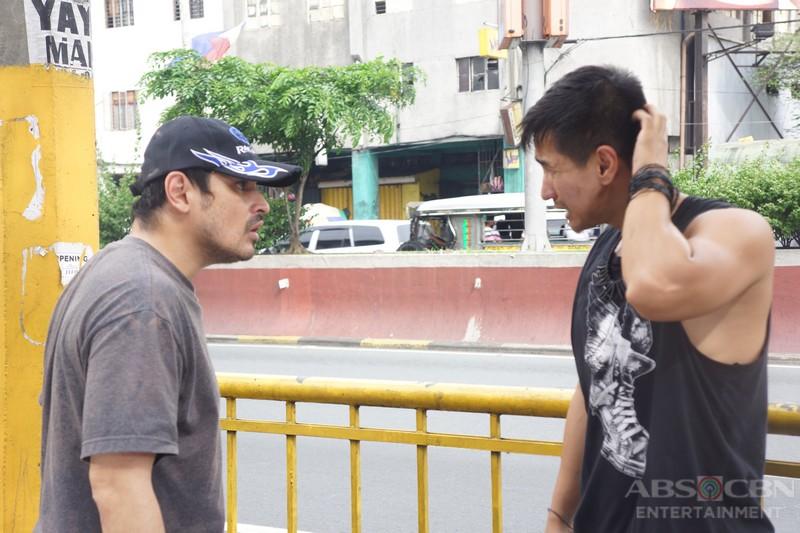Eric Fructuoso and RK Bagatsing in Ipaglaban mo (2014)