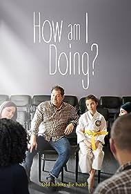 Ken Perlstein and Samarah Conley in How Am I Doing? (2020)