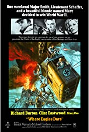 Download Where Eagles Dare (1968) Movie