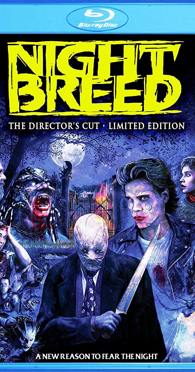 Subtitle of Tribes of the Moon: The Making of Nightbreed