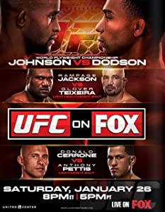UFC on Fox: Johnson vs. Dodson full movie hd 1080p