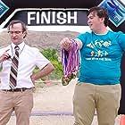 Jimmy Slonina and Andrew Jacobsen in Marathon (2021)