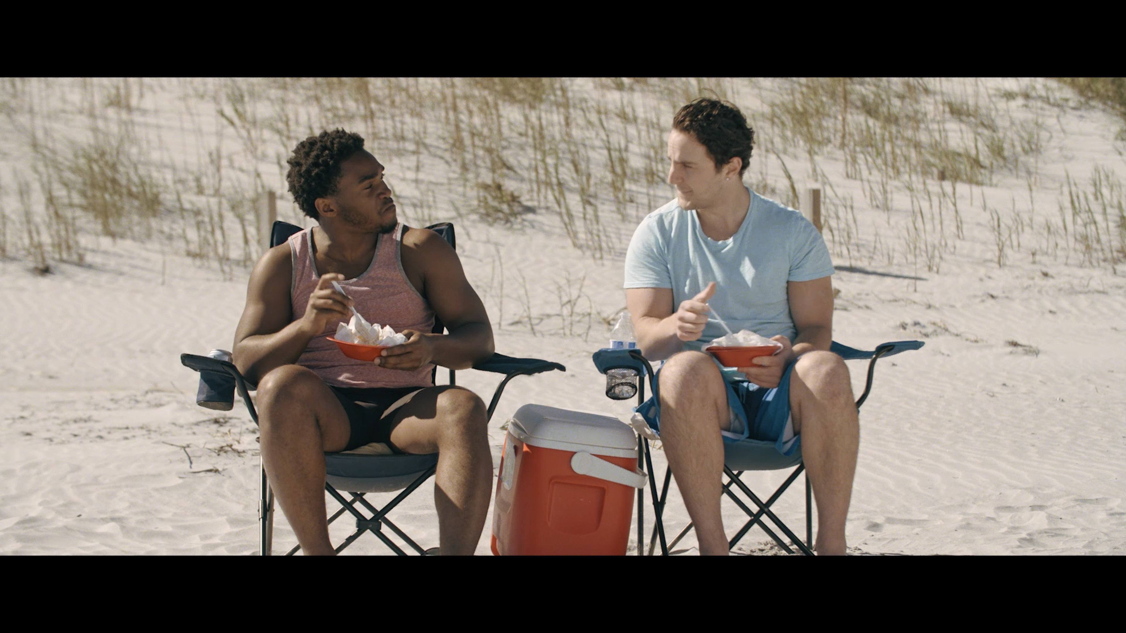 Beau Walker and Sheldon Mba in Found (2016)