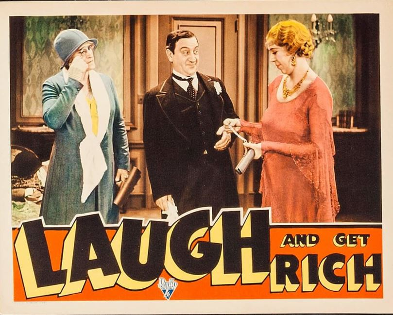 Hugh Herbert, Louise Mackintosh, and Edna May Oliver in Laugh and Get Rich (1931)