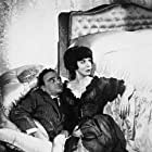 Kenneth Connor and Fenella Fielding in Carry on Regardless (1961)