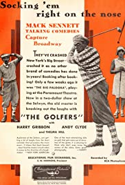 The Golfers Poster