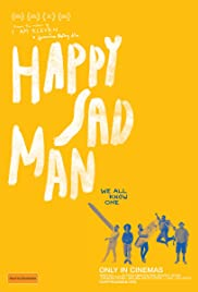 Happy Sad Man Poster