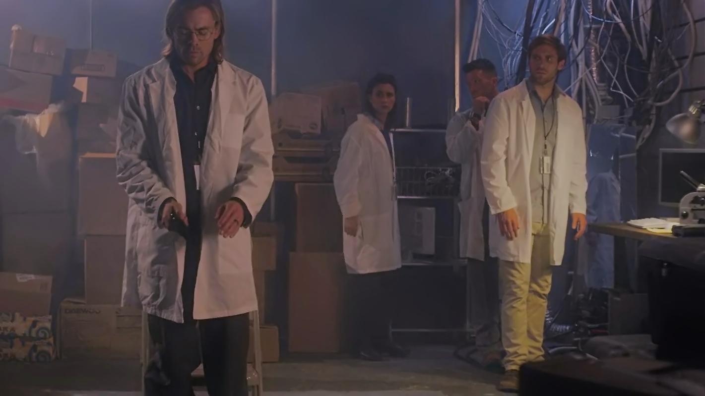 John-Paul Lavoisier, Matt Duffett, Ben Gavin, and Lucia Yamuy in Ripple (2018)