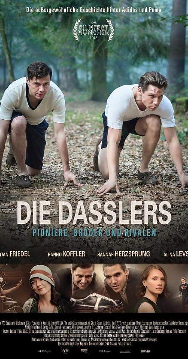Dassler Brüder Film