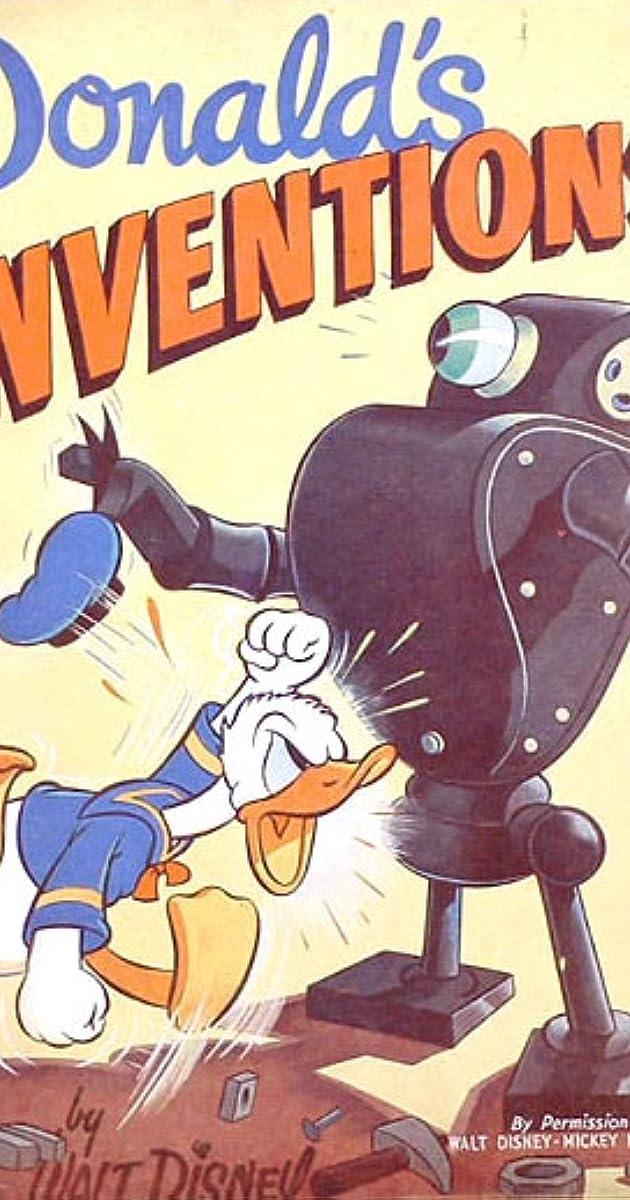 Pleasing Modern Inventions 1937 Cliff Edwards As Robot Barber Machost Co Dining Chair Design Ideas Machostcouk