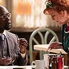 Brenda Blethyn and Jimmy Akingbola in Kate & Koji (2020)