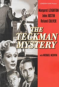 Primary photo for The Teckman Mystery