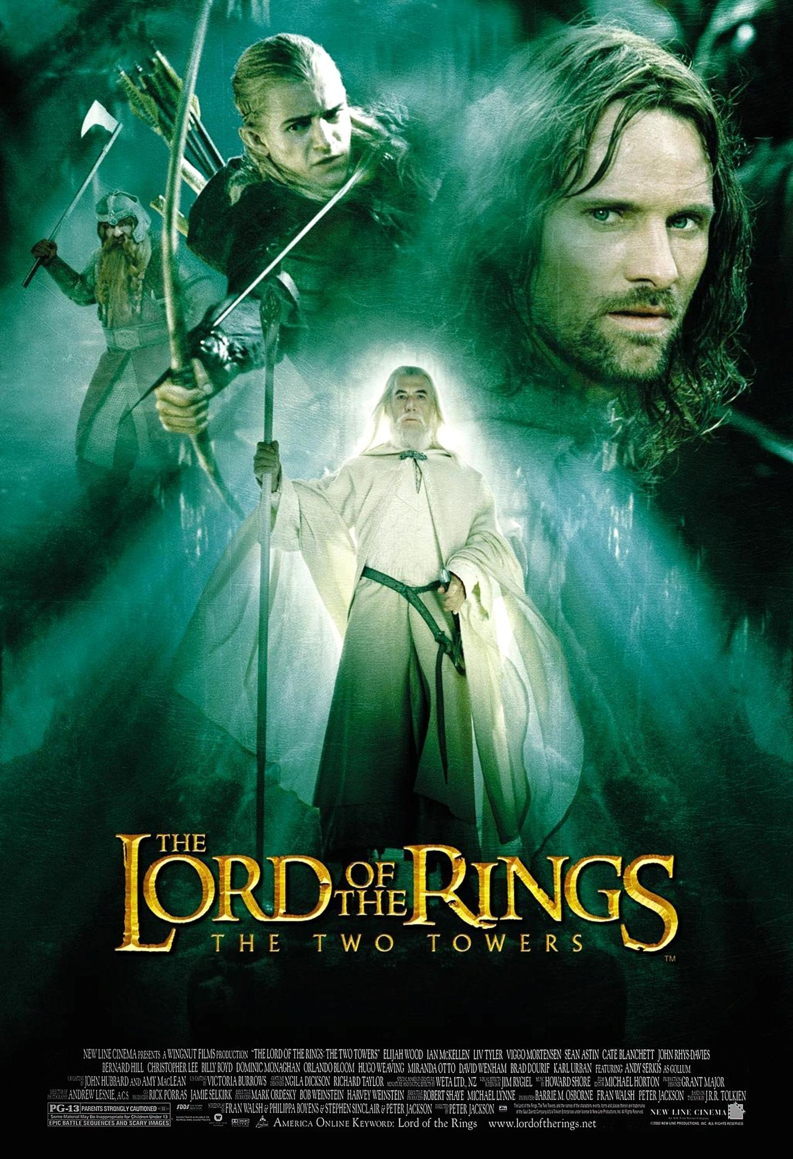 Image result for the lord of the rings the two towers