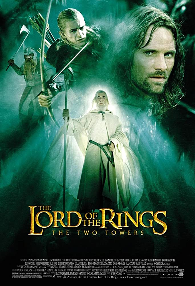 The Lord of the Rings: The Two Towers (2002)