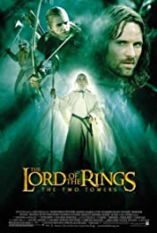 The Lord of the Rings: The Two Towers (2002) Poster