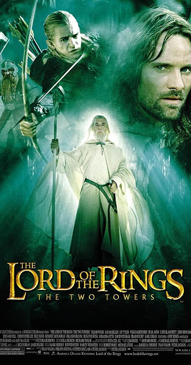Play or Watch Movies for free The Lord of the Rings: The Two Towers (2002)