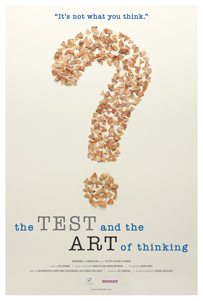 The Test and The Art of Thinking (2018) - IMDb