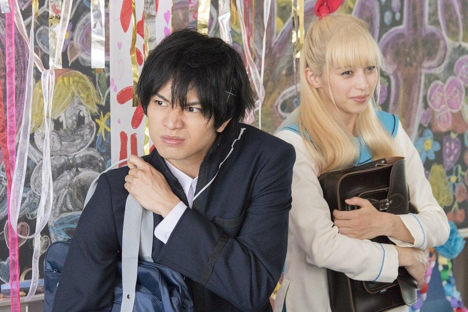 Kento Nakajima and Ayami Nakajô in Nisekoi (2018)
