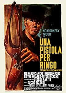 Best watch high movies Una pistola per Ringo by Duccio Tessari [iTunes]