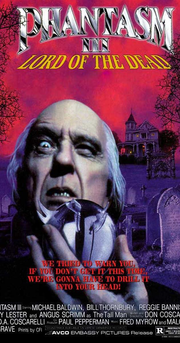 Phantasm Iii Lord Of The Dead 1994 Imdb