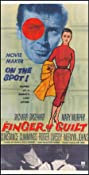 Finger of Guilt (1956) Poster