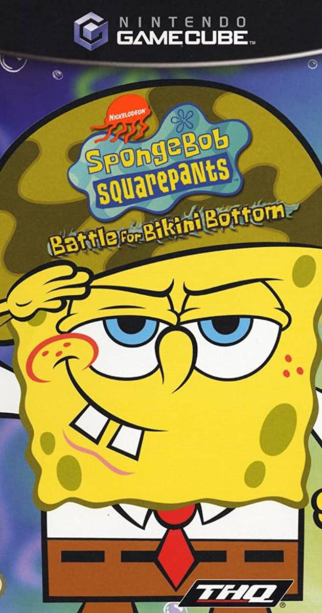 SpongeBob SquarePants: Battle for Bikini Bottom (Video Game