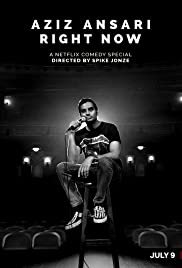 Nonton Film Aziz Ansari: Right Now (2019)