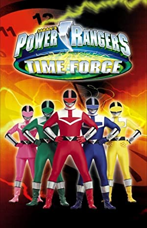 Where to stream Power Rangers Time Force
