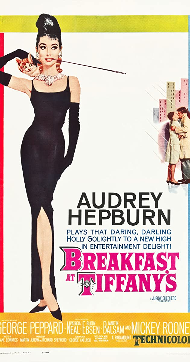 Subtitle of Breakfast at Tiffany's