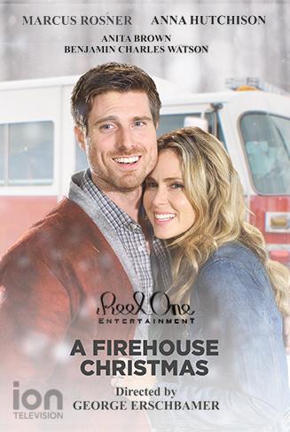 Kalėdų didvyrė (2016) / A Firehouse Christmas