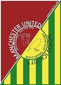 Norwich City vs Manchester United (2013)