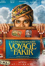 The Extraordinary Journey of the Fakir (2018) 720p