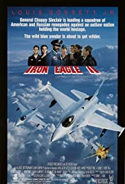 Iron Eagle II 1988 Hebrew Movie Watch Online Full thumbnail