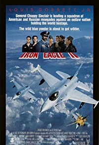 Primary photo for Iron Eagle II