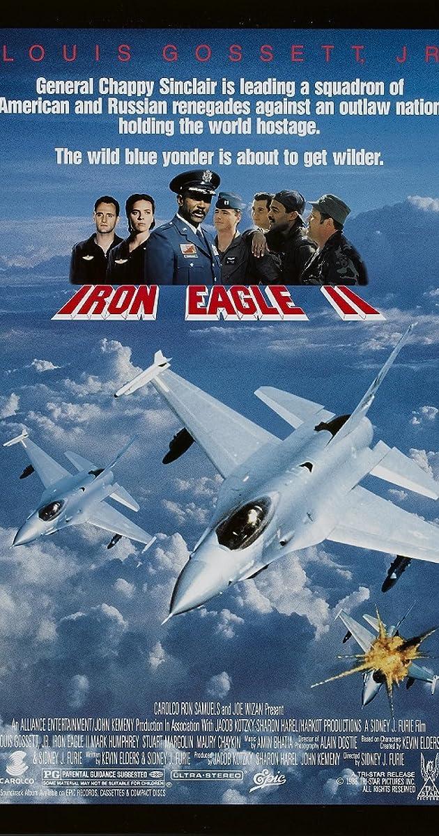 iron eagle soundtrack download