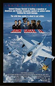 Downloadable dvd movie Iron Eagle II Canada [h264]