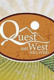 Quest OutWest: Wild Food Poster