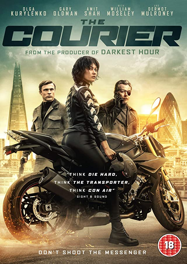 The Courier (2019) Hindi Dubbed