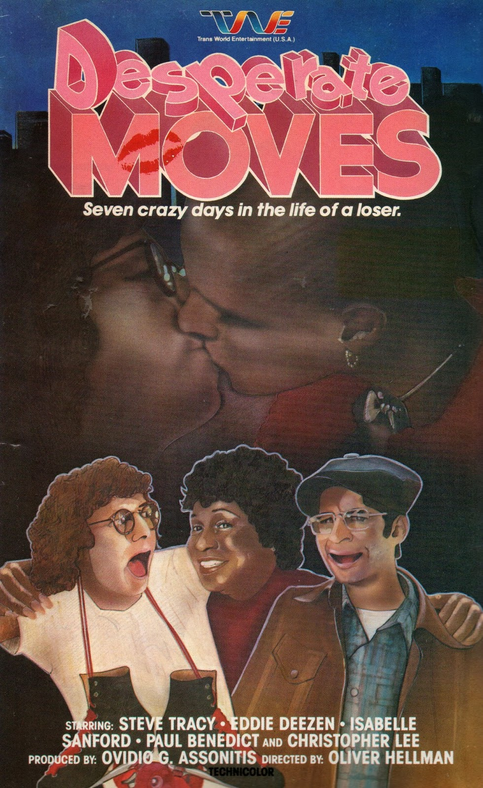 Desperate Moves ((1981))