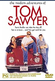 The Modern Adventures of Tom Sawyer Poster